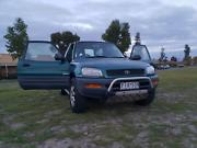 Toyota Rav 4, two door 1997 Roxburgh Park Hume Area Preview