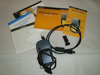 Garmin eTrex Legend HC Handheld GPS Unit FREE SHIPPING
