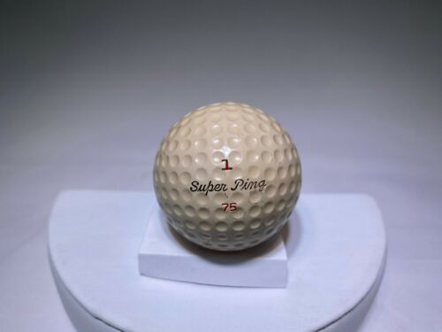 Original Ping Golf Ball
