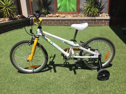 BYK E350 Bike - great bike for learning to ride