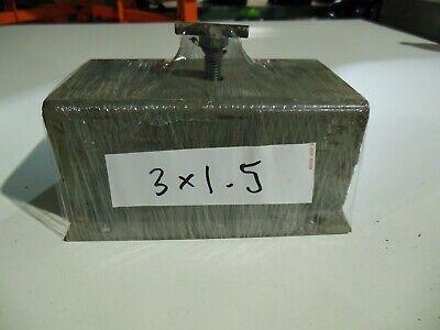Platen Pallet Bracket For Screen Printing Manual Press 3 X 1.5 Arm Size