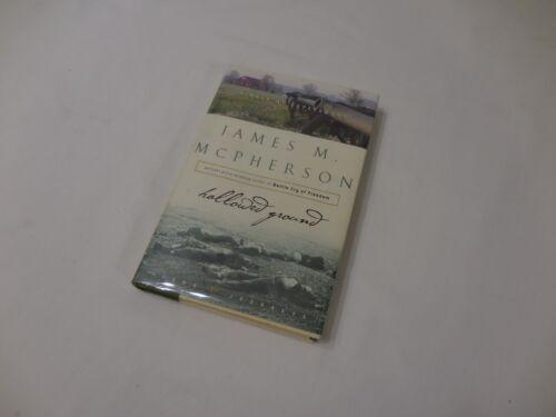 Hallowed Ground A Walk at Gettysburg 2003 Hardcover James M. McPherson Civil War