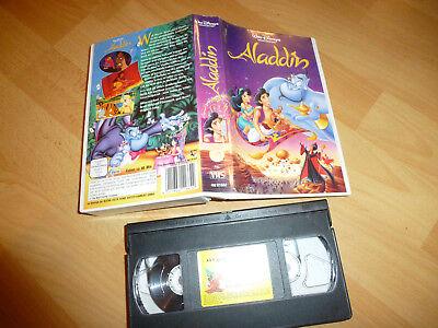 Aladdin, Walt Disney  Video