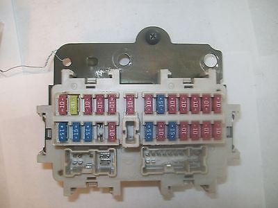 nissan juke fuse box fuse box for sale new and used