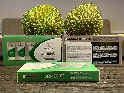 1 Kit - I IMAGE  ORMEDIC Travel / Trial KIT 5 - Piece Set New In Box * CLEARANCE