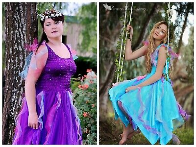 Woman's & Plus Size  Halloween  CARNIVAL Fairy Costume  ~  Masquerade ~Theatre ~ - Plus Size Masquerade Costumes