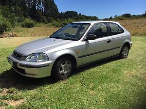 1998 Honda Civic Hatchback Lenswood Adelaide Hills Preview