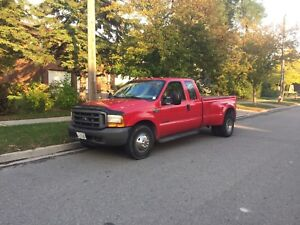1999 Ford F-350 7.3 diesel dully DRW 2WD