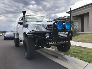 Toyota hilux Leppington Camden Area Preview