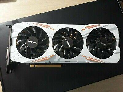 Nvidia Gigabyte GeForce GTX 1080 Ti Gaming OC 11 Go GDDR5X for sale  Shipping to Nigeria