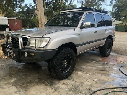 100series land cruiser 1hdfte Forrestdale Armadale Area Preview
