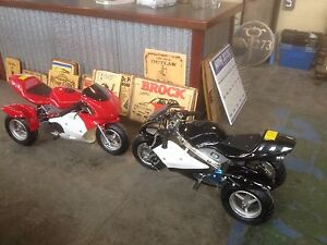 Brand New Motor Bike 3 wheel pocket rocket O'Sullivan Beach Morphett Vale Area Preview