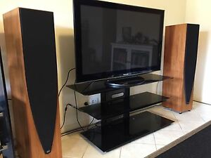 Home Theatre & HiFi Speakers VAF DC-X Gen4 Mk1 Greenwith Tea Tree Gully Area Preview