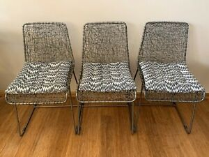 3 dining chairs from Freedom Duffy Weston Creek Preview