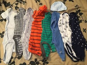 Baby Boy Fall Winter 6-12 Months Clothes and Winter Suit