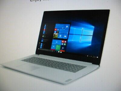 Lenovo IdeaPad L340 Win 10, 17.3in Quad Core Ryzen 5 8GB RAM 1TB HDD Gray Laptop