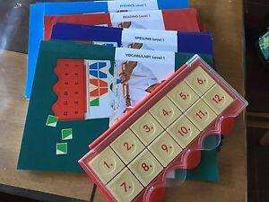 Tutor system Levels 1-4  Reading, vocabulary, spelling and p Launceston Launceston Area Preview