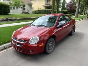 Dodge sx 2.0 / neon. 2004. PRICED TO SELL!