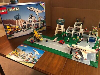 Lego  Century Skyway (6597)  vintage rare (1994) box and manual