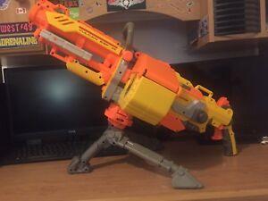 Nerf Vulcan  EBF-25