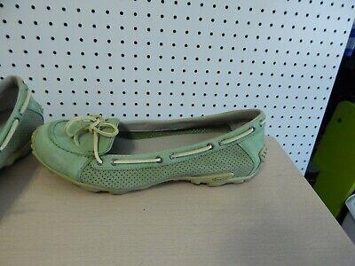 Womens Merrell Marina Driving Mocs casual shoes - avocado - J76462 - size -