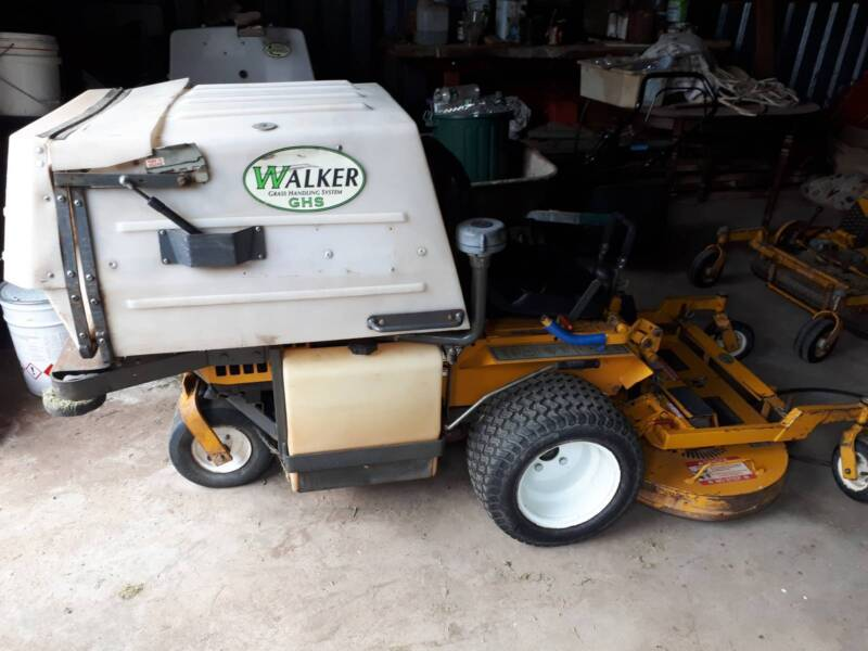 Wanted Mower parts