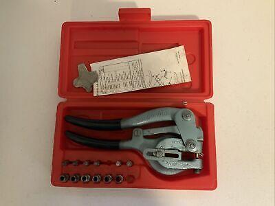 Roper Whitney 5 Kit Manual Punch Driver Set