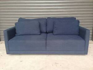 FREEDOM WEEKENDER FABRIC 2.5 SEAT SOFA LOUNGE Strathfield Strathfield Area Preview