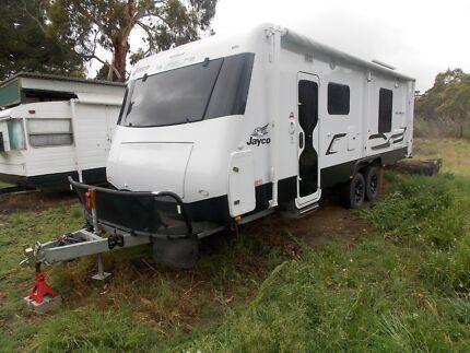 Silverline Outback Caravan 25ft, build date Nov 2015, hardly used Ballarat Central Ballarat City Preview