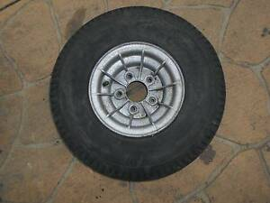 9 inch alloy rim and tyre for boat trailer Lugarno Hurstville Area Preview
