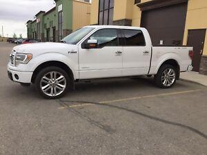 2013 LIMITED Ford F-150