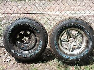 tyres and rims for sale Berrimah Darwin City Preview