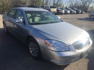 2008 Buick Lucerne CX 1 OWNER, as is sale