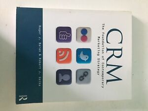 Fanshawe College Connected CRM textbook