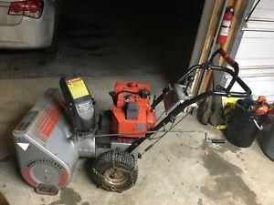 "Snowblower 26"" Sears"