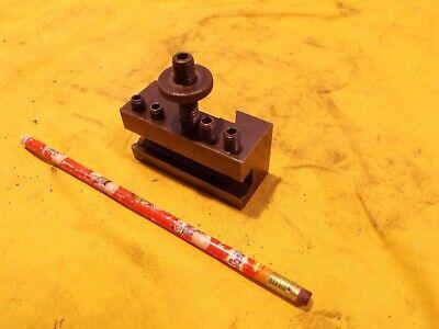 Bxa Size Quick Change Lathe Turning Tool Holder Metal Engine 740-102