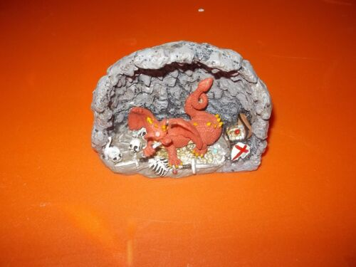 RETIRED Lemax Spooky Town Halloween 52122 dragon