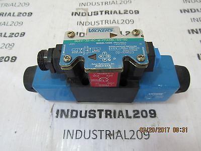 Vickers Hydraulic Valve Dg4v-3s-6c-m-fpa5wl-b5-60 New