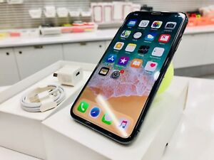 iPhone X 64GB space grey Apple warranty UNLOCKED tax invoice Surfers Paradise Gold Coast City Preview