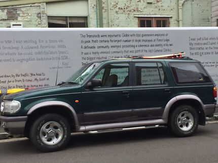 Ford 4WD fully equipped 147000km's