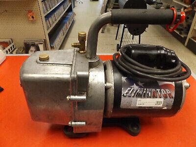 Jb Industries Dv-6e Eliminator 6 Cfm Refrigeration Ac Vacuum Pump