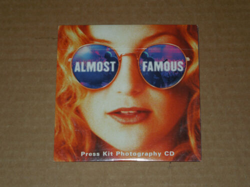 Almost Famous Official Press Kit Photography CD Kate Hudson Phillip Hoffman 2000