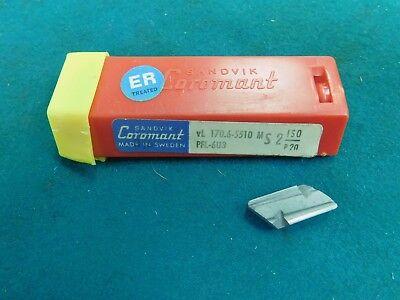 10 Sandvik Coromant Vl 170.6-5510 M Pfl-6u3 Carbide Inserts Knux 160410l