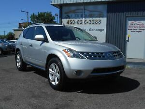 Nissan Murano SL 2006 ***CUIR,TOIT OUVRANT,MAGS***