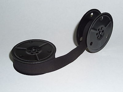 ROYAL QUIET DELUXE TYPEWRITER RIBBON - COTTON ON TWIN METAL SPOOLS