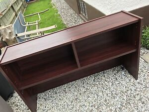 SOLID DESK FOR HOME OR OFFICE. EXCELLENT CONDITION.