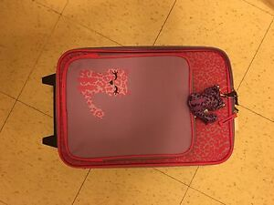 High end kids collectible suitcase