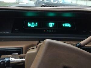 Oldsmobile cutlass supreme 1988