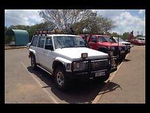 Nissan Patrol Wagon 1996 Turbo Diesel 2.8 Litre Parap Darwin City Preview