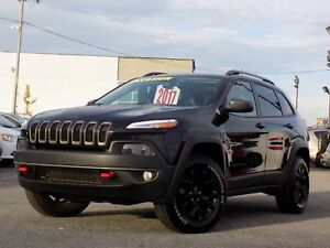 Jeep Cherokee Trailhawk 2017 V6/HITCH/TOIT